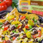 Loaded Cajun Nachos